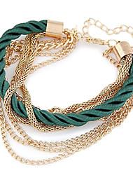 Bracelet à la mode de base des femmes