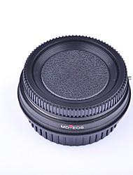 Minolta MD крепление объектива к Canon EOS тела переходное кольцо крепления со стеклом