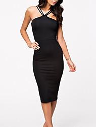 Nouvelle mince sexy robe des femmes