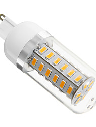 6W G9 LED à Double Broches 42 SMD 5730 420 lm Blanc Chaud AC 100-240 V
