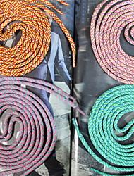 shoeslaces de soie un pack de paire (plus de couleurs)