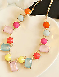 Russana Women's Multi-Color Bohemian Necklace