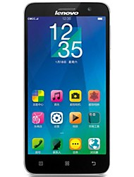 "Lenovo A806 4.5 "" Android 4.2 Smartphone 4G (Single SIM Huit Cœurs 13 MP 2GB + 16 Go Doré)"