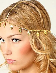 Women Alloy Head Chain , Party/Casual Other