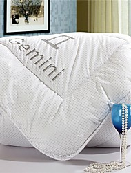 Shuian® Comforter Winter Quilt Keep Warm Thickening Cotton Quilts with Gemini Pattern