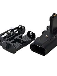 Punho Meike MK-450D BG-E5 BP-500D bateria para Canon 450D Rebel XSi Beijo X2 500D Rebel T1i Kiss X3 1000D Rebel XS beijo F