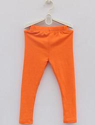 Girl's Thick Wool Lycra Leggings Boy Pants Children Clothing