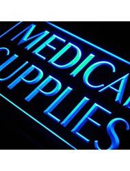 j722 Medical Supplies Agent Display Neon Light Sign