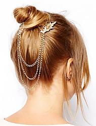 она цвет сплава кисточкой цветом аксессуары для волос