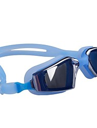 Anti-fog UV Shield Protect Waterproof Profession Swimming Glasses  Assorted Color