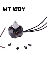 YINYAN MT1804 KV2480 Brushless Motor QAV250FPV Multiaxial Through Special Edition (Clockwise Rotation)