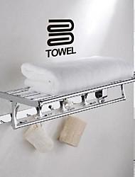 Cartoon Bath towel logo Bathroom Sticker