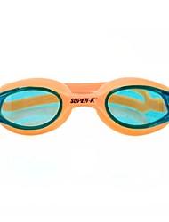 mesuca® multi couleur anti-brouillard Lunette de natation (couleur aléatoire)