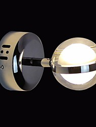 LED/Mini Style/Bulb Included Wall Sconces/Swing Arm Lights/Reading Wall Lights , Country LED Integrated Metal