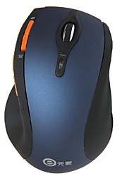 EELEMENT®  High Quality 2.4G Optical Wireless Mouse Black