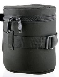 SAFROTTO e15 protezione in nylon imbottita obiettivo della fotocamera lente caso sacchetto e-15 (150 millimetri x 125 millimetri x 125 mm)