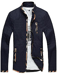Men's Collar Fashion Leisure Jacket