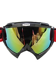 TanKed Uv Protection Anti-Glare  Deceleration Cross-Country  Motorcycle Skiing Goggles