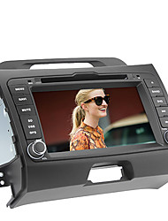 "7"" 2 Din Motorized Touch Screen Car DVD Player for Kia Sportage 2013 year with GPS,FM,ATV,Bluetooth,Ipod"