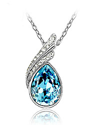 Daisy Women's Fashion Diamond Crystal Necklace
