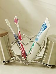 Sets d'accessoire de salle de bain - Contemporain - Fileté - Sur-Pied