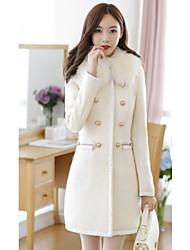leto novo casaco fino coreano