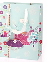 1 Stück / Set Geschenke Halter-Quader Kartonpapier Geschenktaschen Geschenk Schachteln Nicht personalisiert