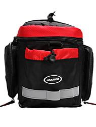 panno impermeabile borsa tronco rosso impermeabile indossabile mountain bike jakroo 1608d