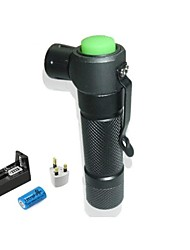 LED Flashlights/Torch / Lanterns & Tent Lights / HID Flashlights/Torch / Bike Lights Mode 250 LumensWaterproof / Rechargeable / Impact