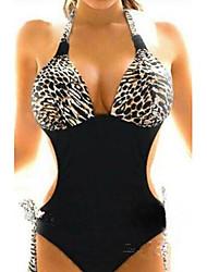 Women's Leopard one-Pieces