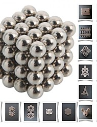 64pcs 10mm DIY Buckyballs and Buckycubes Magnetic Blocks Cubes Toys