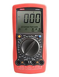 UNI-T UT58A ЖК-цифровой Ручной мультиметр AC DC Вольтметр Amp Ом Емкость тестер