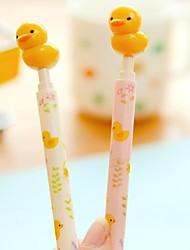 милые утки разработка пластиковые шариковые ручки (1шт)