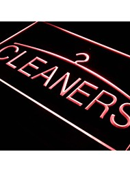 i390 Cleaners Dry Cleaning Laundromat Neon Light sign