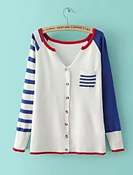 Skymoto®Women's Stripe Cardigan