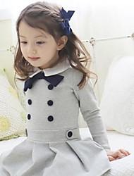 Girl's Preppy Style Fashion  Dresses