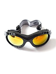 Koest Ler Uv Protection Anti-Glare  Deceleration Cross-Country  Motorcycle Skiing Goggles