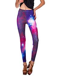 Universo Feminino Estrelas Legging em Top Quality