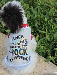 pet personalidade da moda lã hip hop para animais de estimação cães (cores sortidas, tamanhos)
