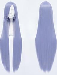virgilia beatrice / Gintama Sarutobi Ayame argent violette perruque cosplay