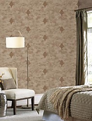 Wall Paper Wallcovering,Restoring ancient ways Style+Low profile pattern non-woven Wall Paper