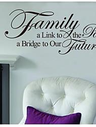 JiuBai™ Love Quote Home Decoration Wall Sticker Wall Decal