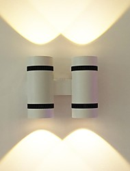 moderne murale à LED, 4 lumière, peinture aluminium, 220-240v
