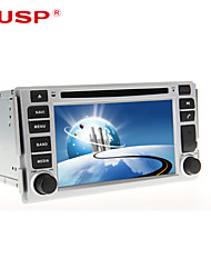 6,2-дюймовый DVD-плеер для Kia (Bluetooth, GPS, iPod, RDS, SD / USB, Рулевое управление, сенсорный экран)