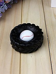 BOBO Squeaking Soft Plastic Tyre Style Pet Toy Products for Dogs