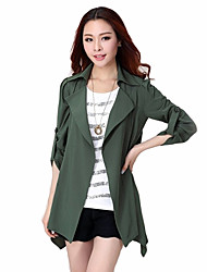 YIBEIER Fashion Fashion Long Sleeve Blazer_9