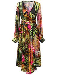 dys b vrouwen bohemen stijl lange maxi jurk