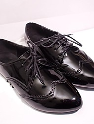 Women's Shoes Pointed Toe Chunky Heel Oxfords Shoes More Colors available