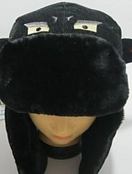 requin unisexe oreille brodé chapeau de trappeur