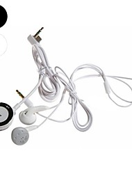 Stereo Earphone Headphone and Remote Control for PSP 2000 3000 Console